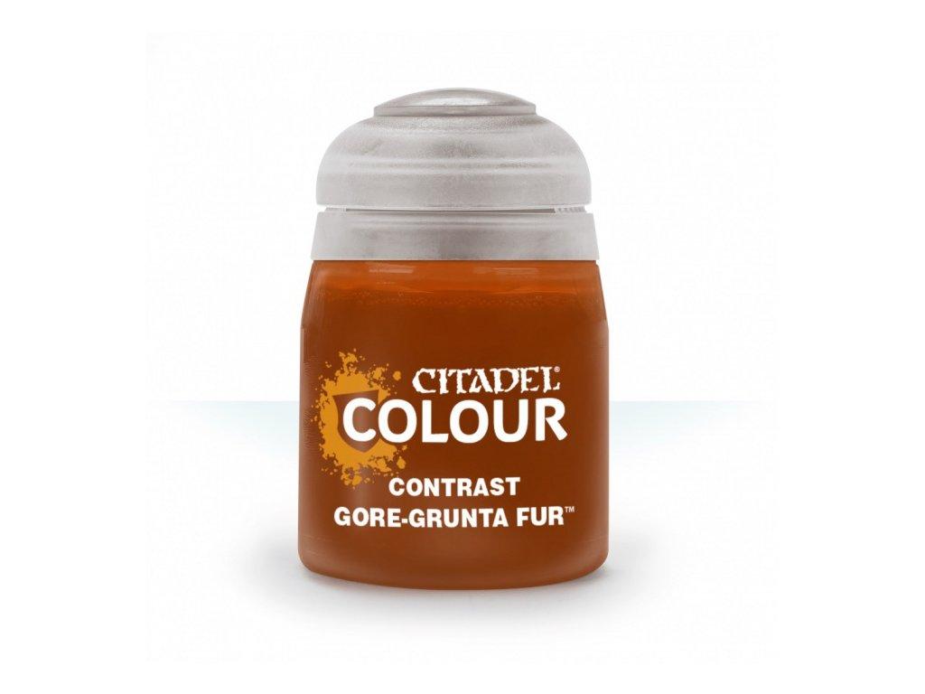 Citadel Contrast: Gore-Grunta Fur