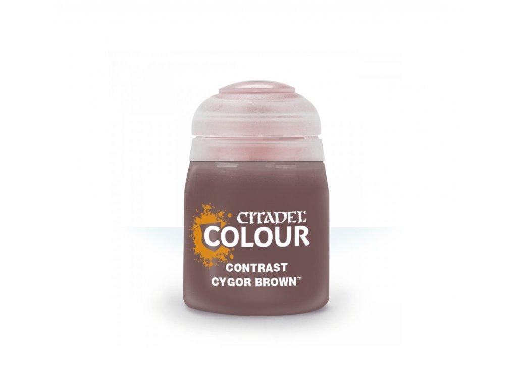 15839 contrast cygor brown