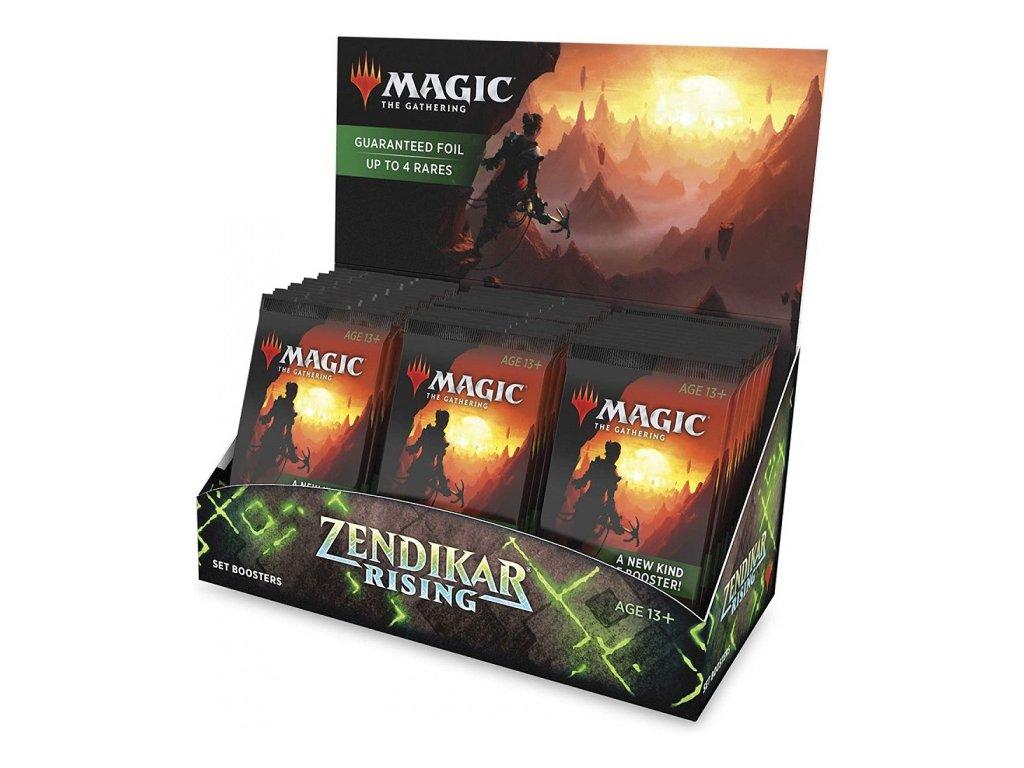 Set Booster box: Zendikar Rising