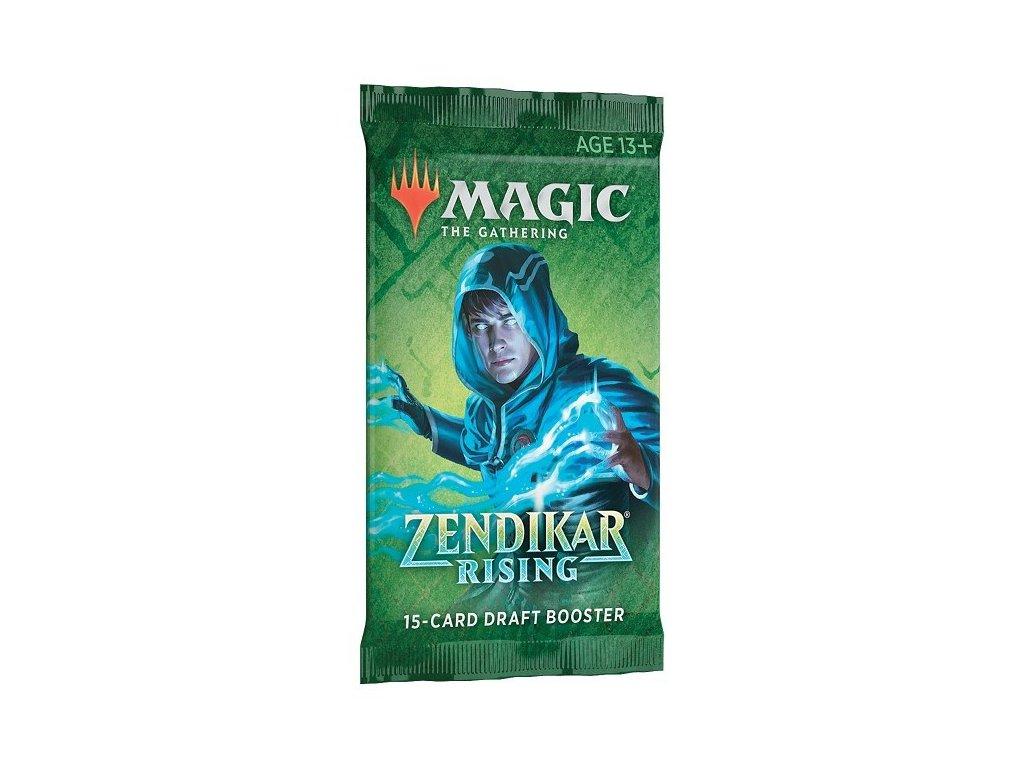 Draft Booster: Zendikar Rising