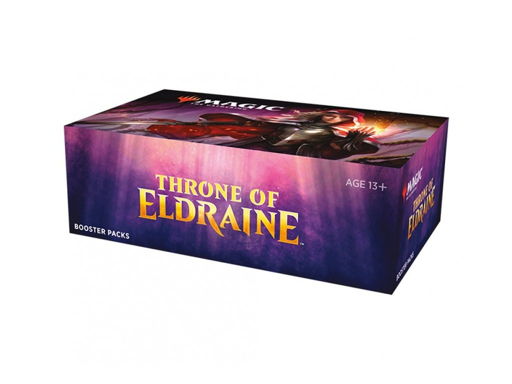 Booster box: Throne of Eldraine