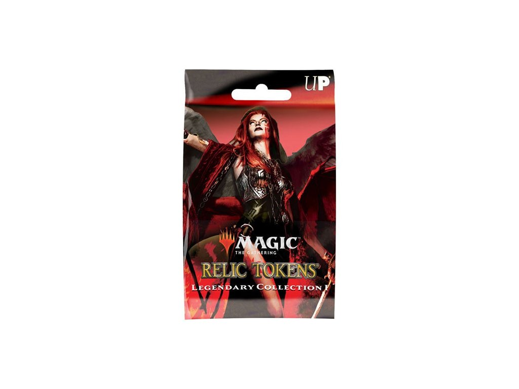 Booster: Relic Tokens - Legendary Collection I
