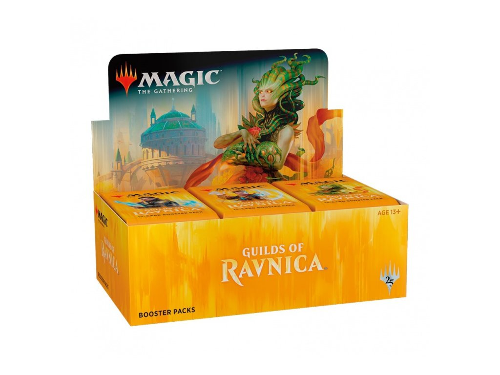 Booster box: Guilds of Ravnica