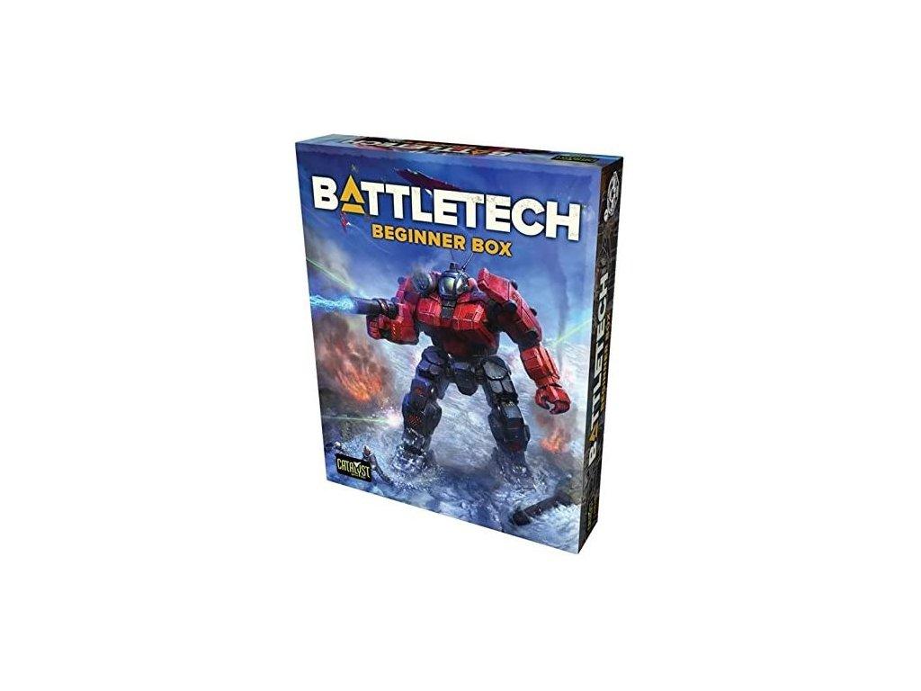 Battletech Beginner Box - EN
