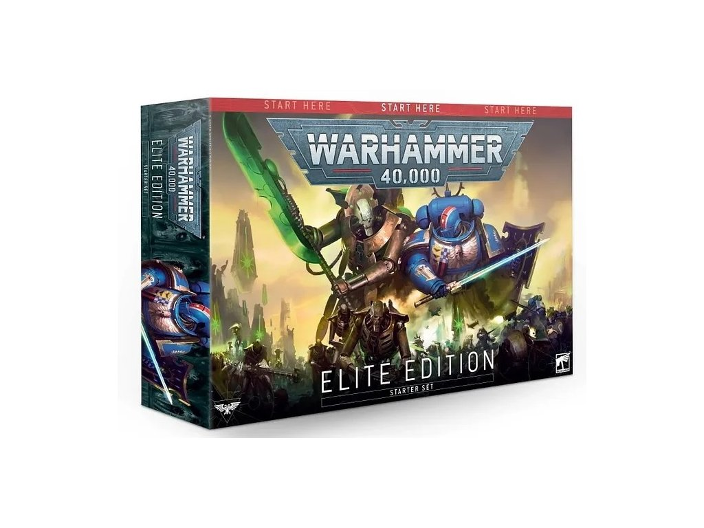 2009 warhammer 40 000 elite edition starter set