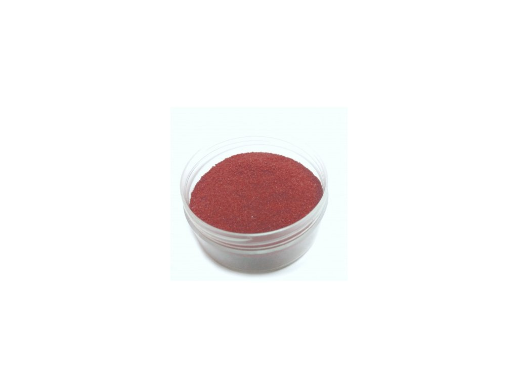 Modelling Sand - Red
