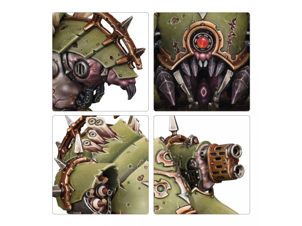Death Guard - Myphitic Blight-hauler