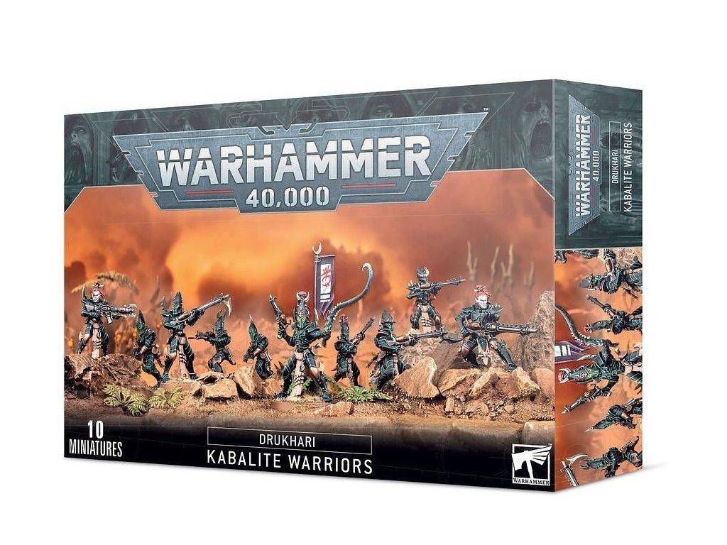 2150 drukhari kabalite warriors
