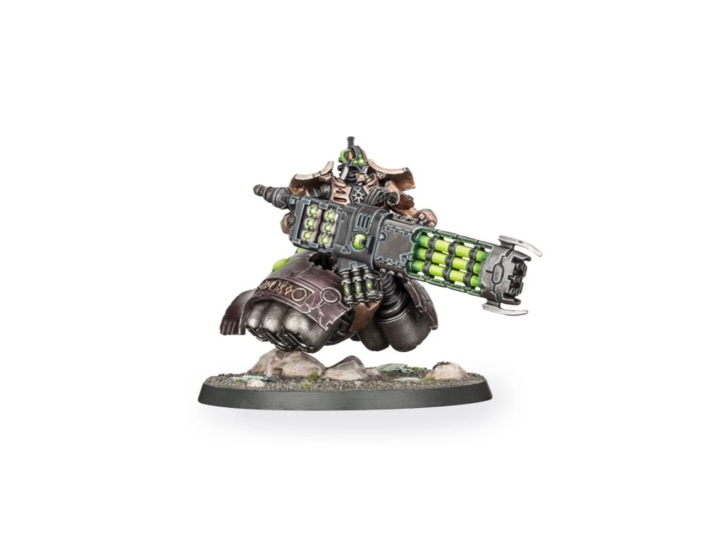 Necrons - Lokhust Heavy Destroyer