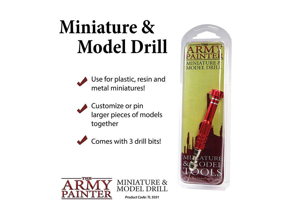 TL5031 MINIATURE & MODEL DRILL 1