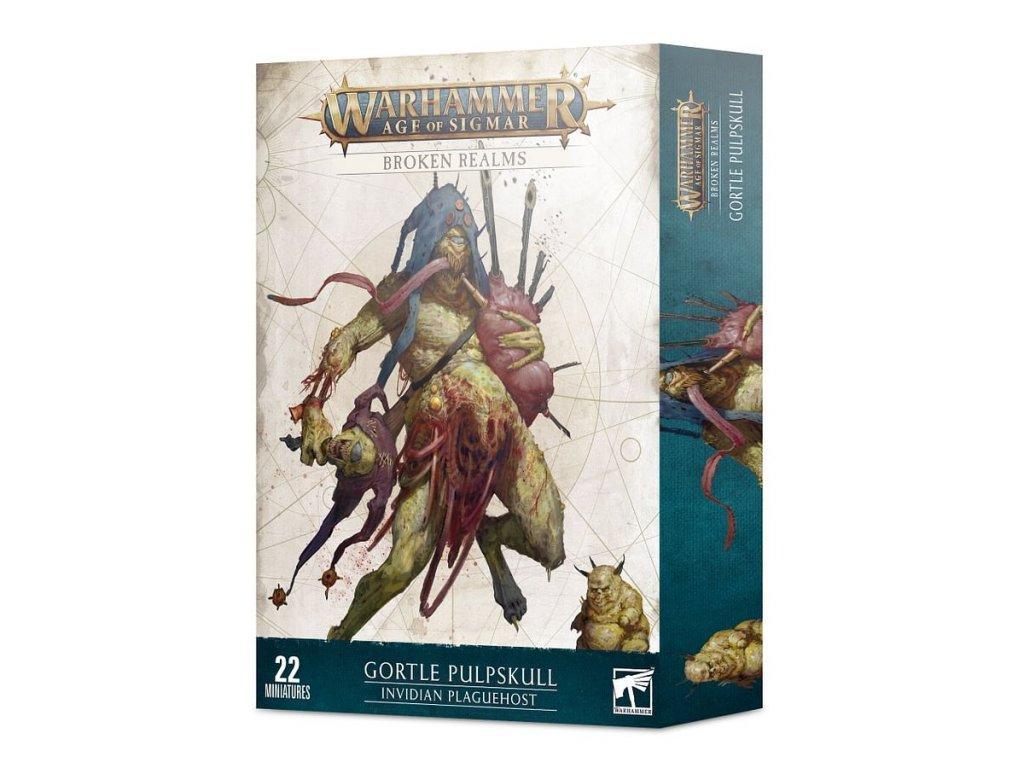 warhammer age of sigmar broken realms invidian plaguehost 60748e70dd0c7