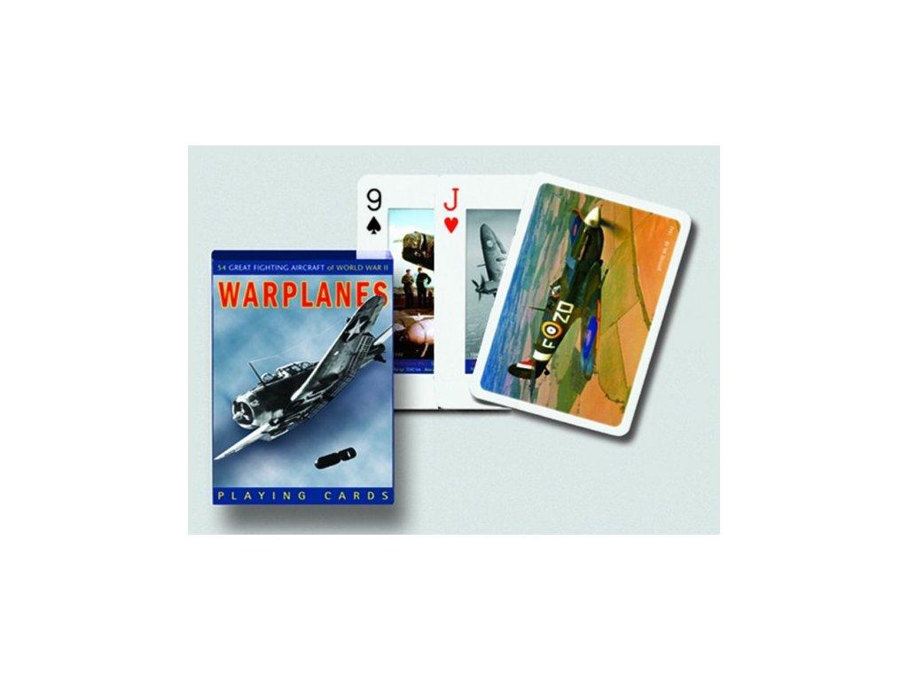 Poker Válečná letadla