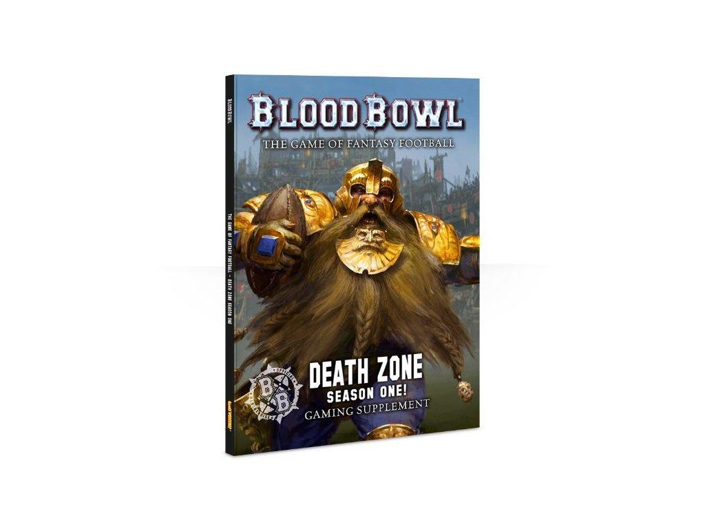 Death Zone: Season One!