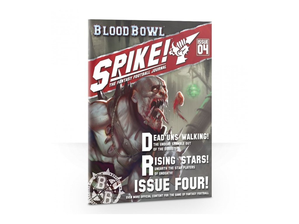 Blood Bowl: Spike! The Fantasy Football Journal — Issue 4