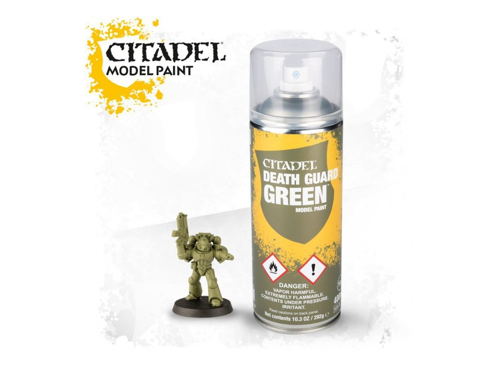 Citadel Spray — Death Guard Green