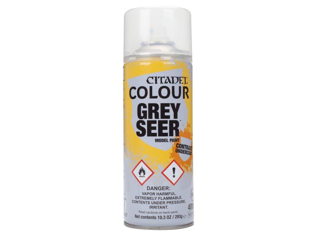 vyr 9811 Grey Seer