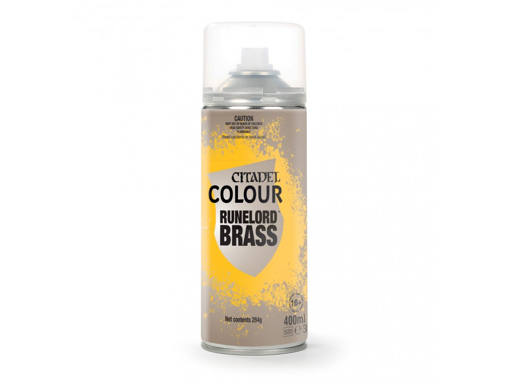 Ruleord brass