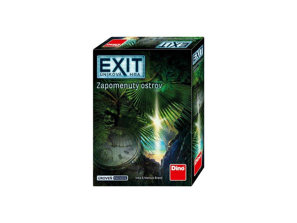 Exit: Úniková hra - Zapomenutý ostrov