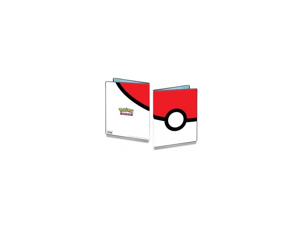 Album na karty Pokémon 9 Pocket — Poké Ball