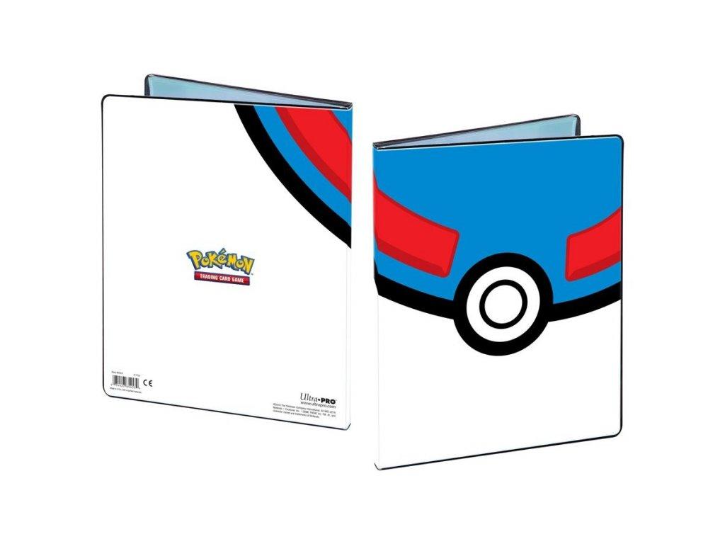 album pokemon 4 pocket portfolio great ball ultra pro 5f91016c06d25