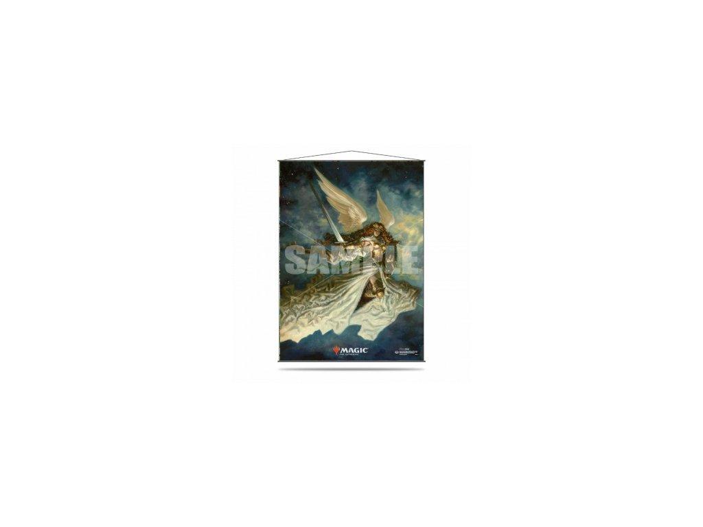 Magic: The Gathering Wall Scroll — Baneslayer Angel