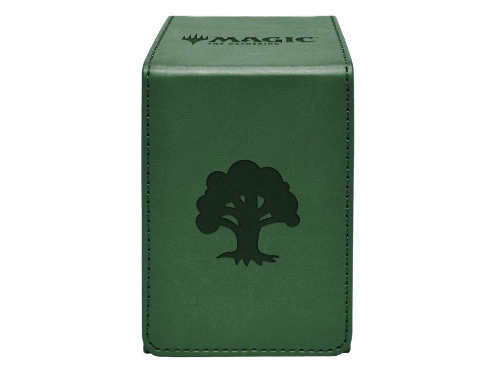 Ultra Pro krabička na karty Alcove Flip Box — Forest