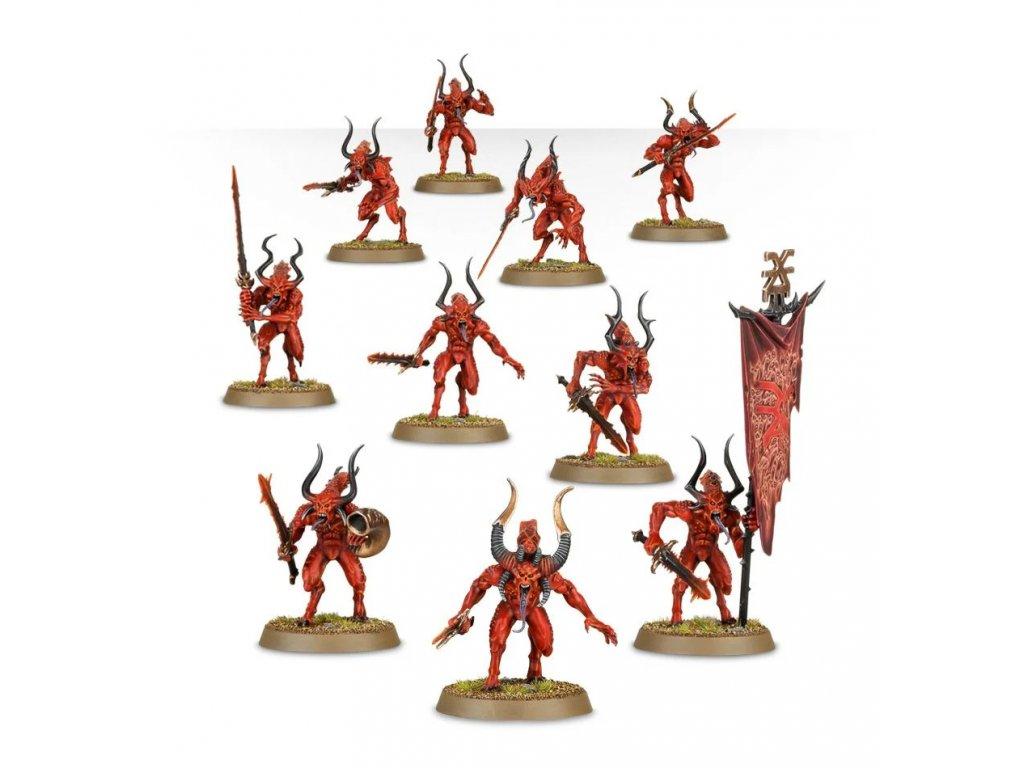 Chaos Daemons - Bloodletters of Khorne