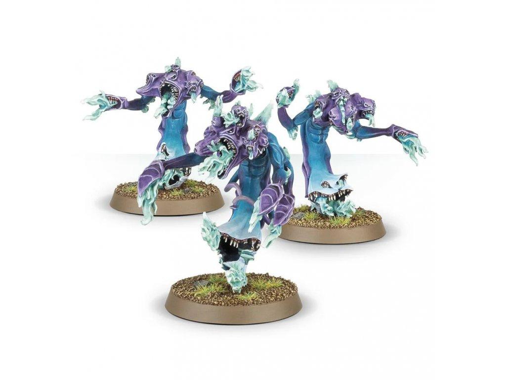 Chaos Daemons - Flamers of Tzeentch