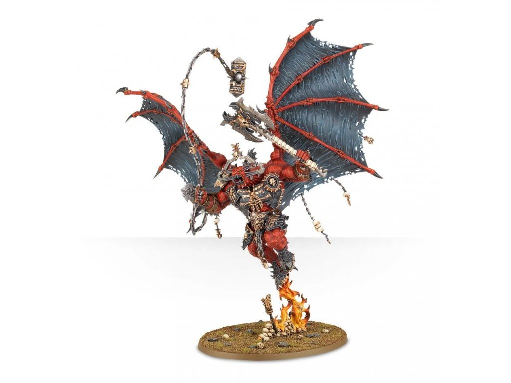 Chaos Daemons - Bloodthirster