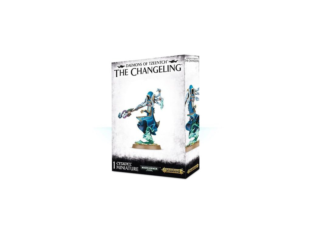Chaos Daemons - The Changeling