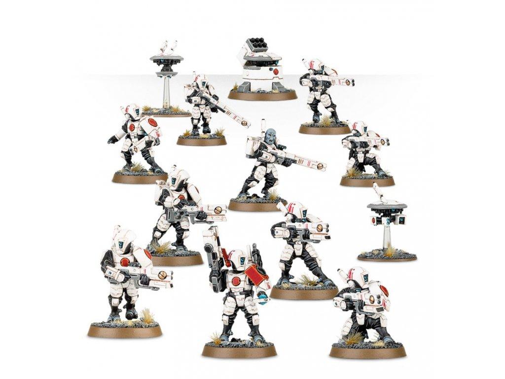 Tau Empire - Fire Warriors