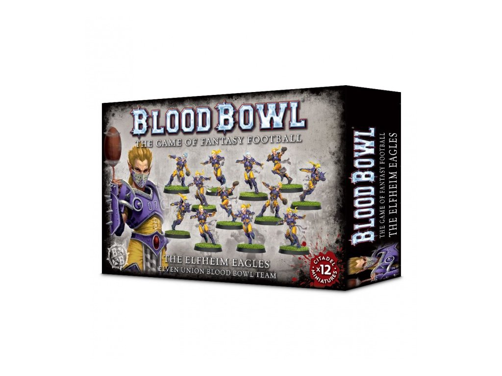 Blood Bowl team: The Elfheim Eagles