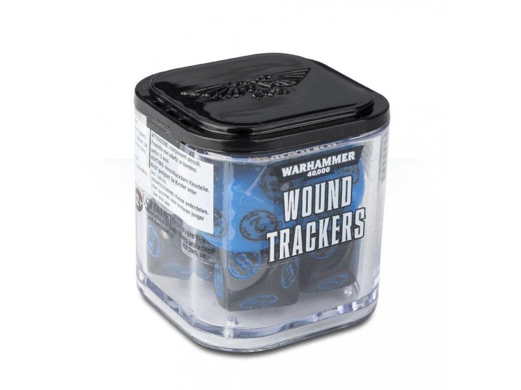 Warhammer 40.000 Wound Trackers