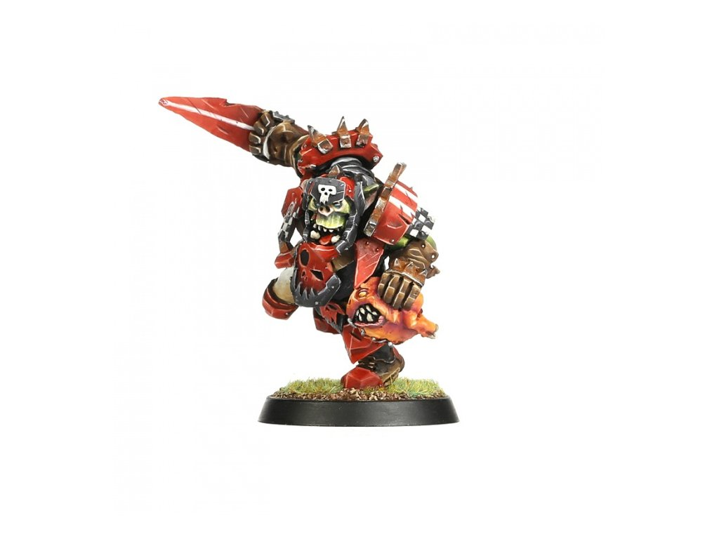 Blood Bowl Varag Ghoul-Chewer (Star Player)