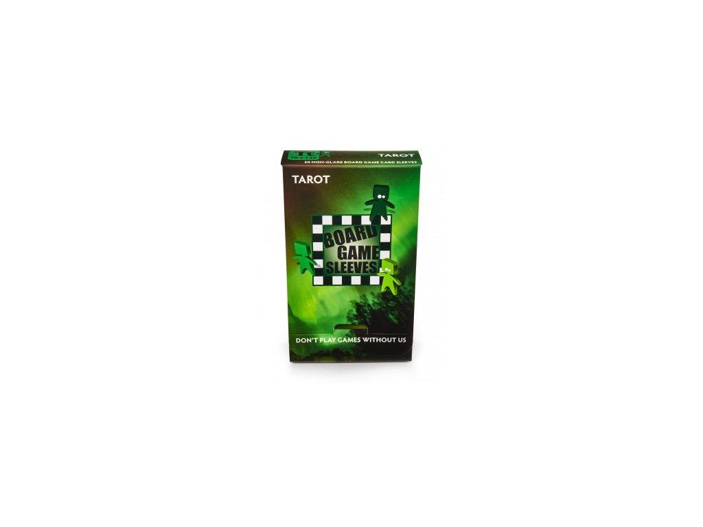 Board Games Sleeves — Tarot (70x120mm) - 50 obalů