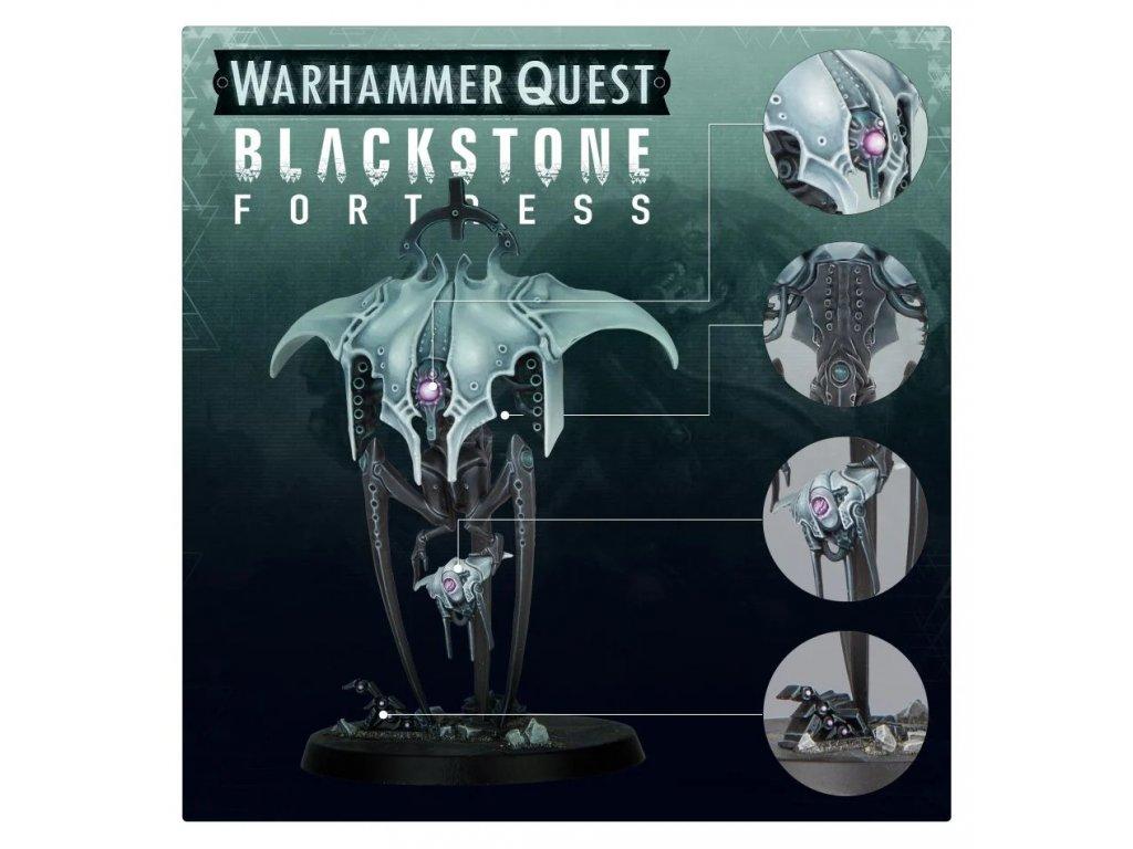 Blackstone Fortress: Ascension expansion - EN