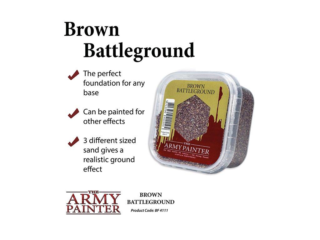 BF4111 BROWN BATTLEGROUND 1