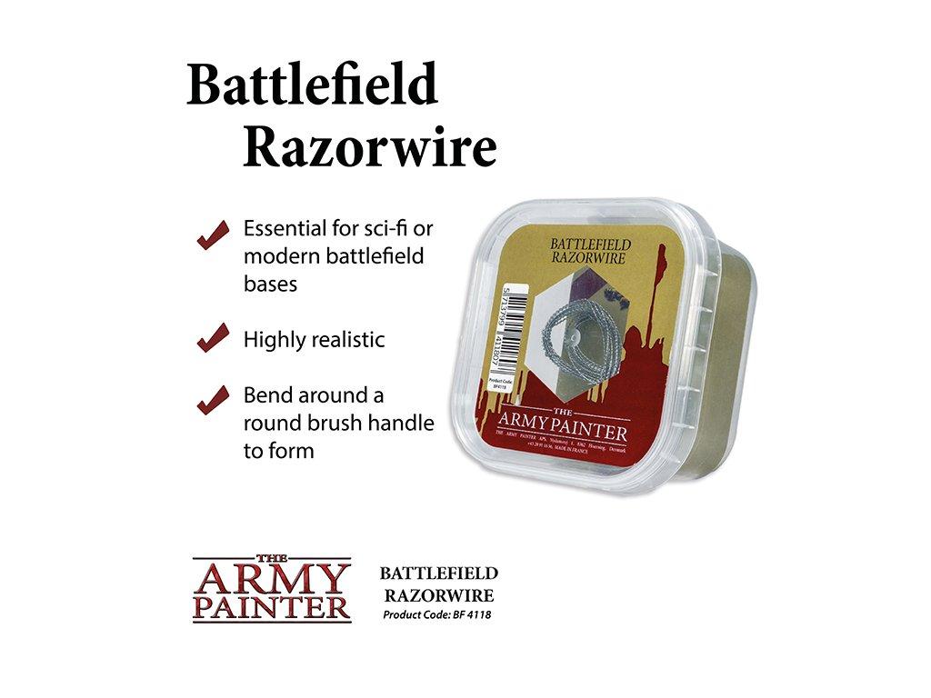 BF4118 BATTLEFIELD RAZORWIRE 1
