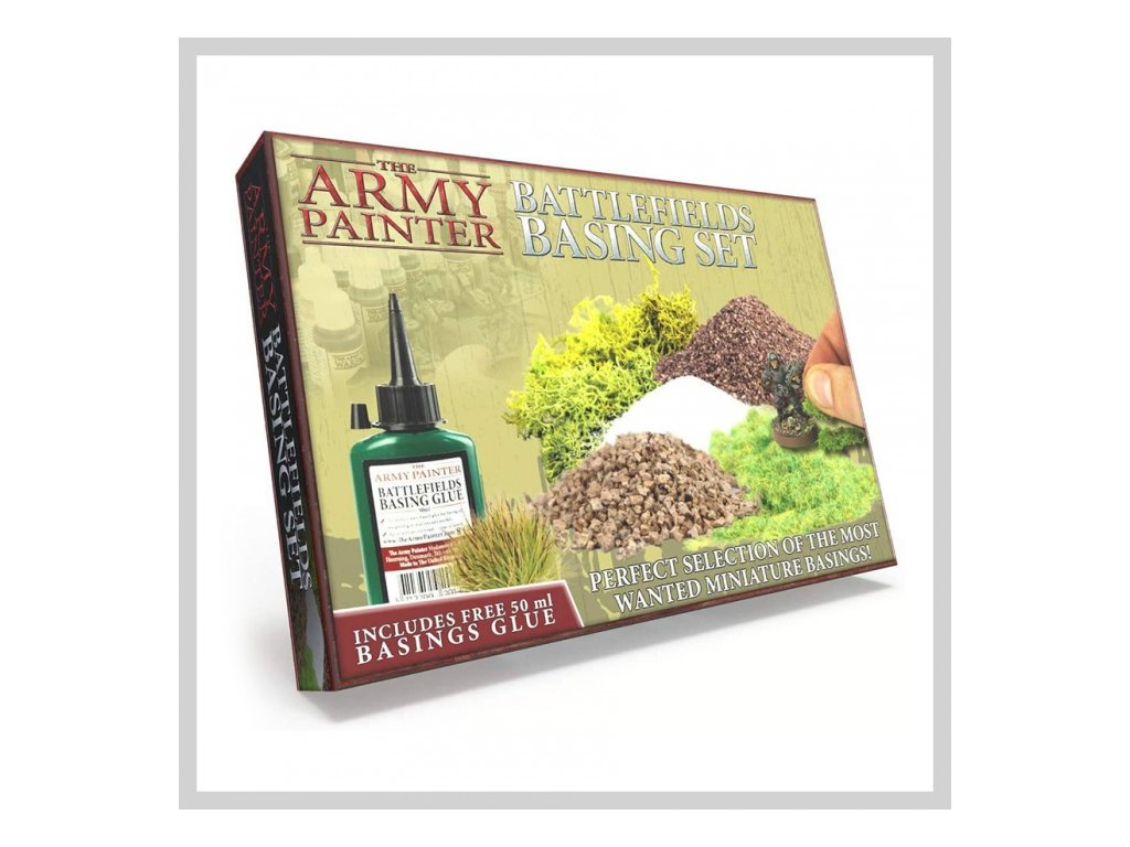 The Army Painter — Battlefields Basing Set