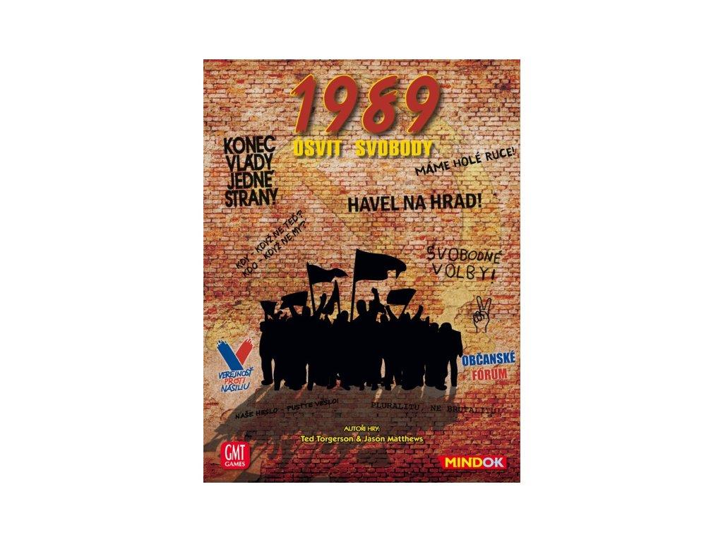 1989: Úsvit svobody