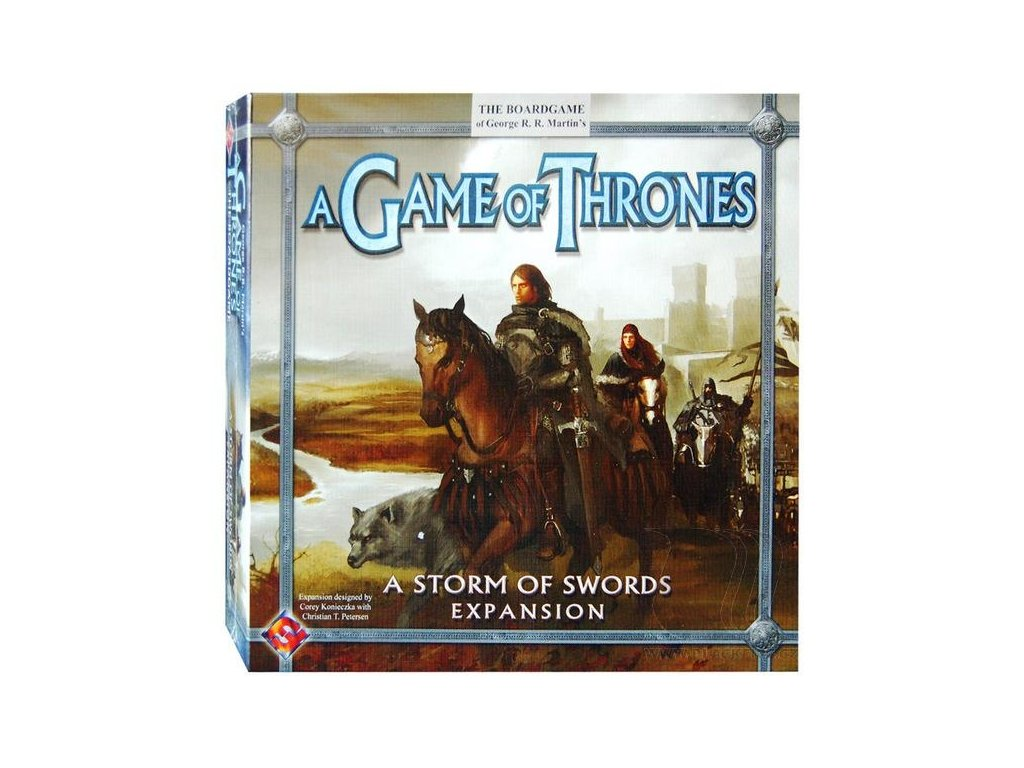 A Game Of Thrones - A Storm Of Swords