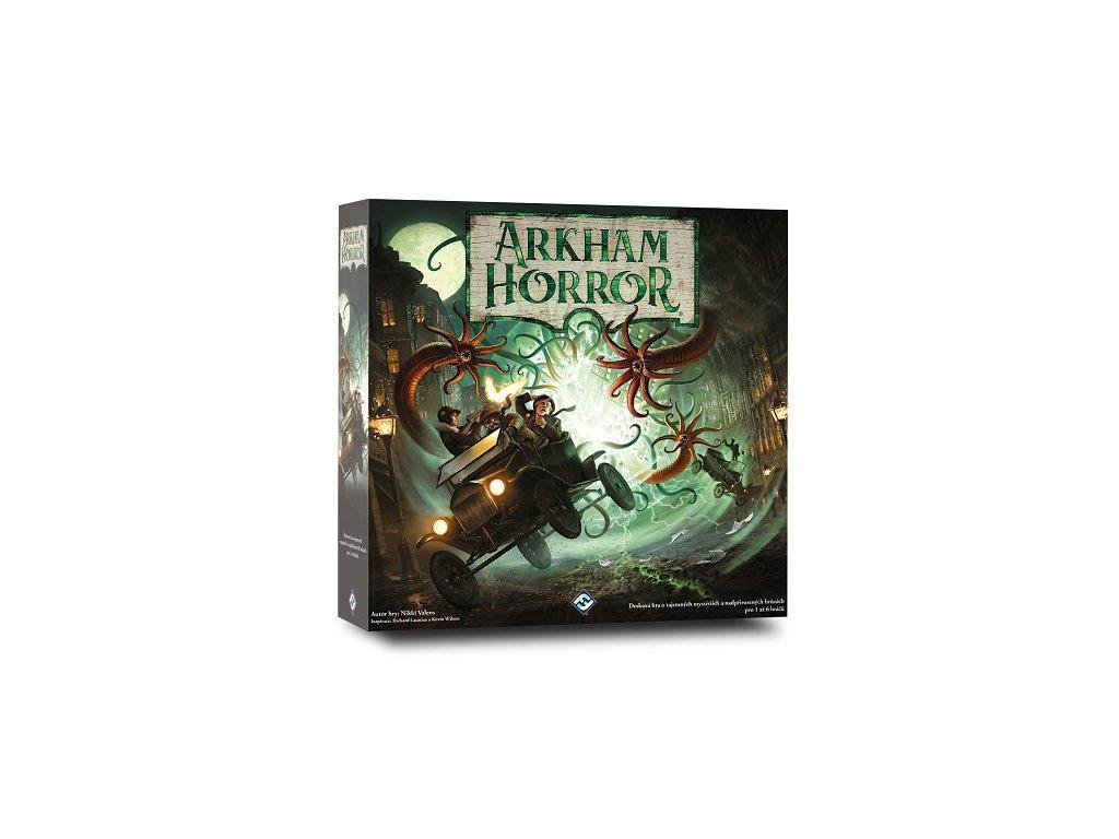 Arkham Horror 3. edice