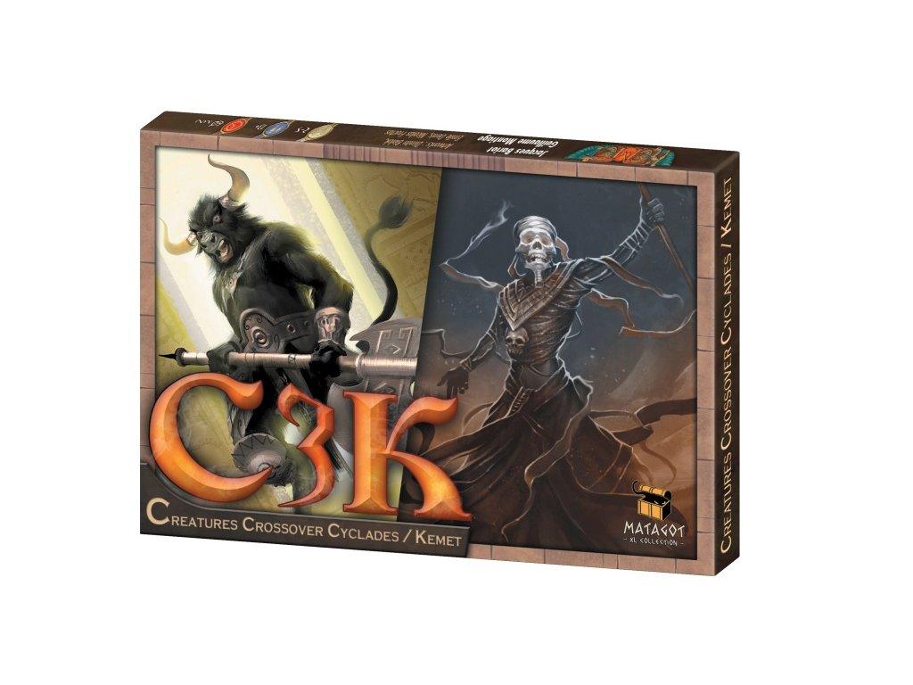 C3K Creature Crossover Cyclades Kemet