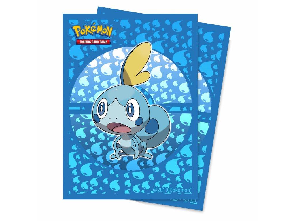 Obaly na karty Pokémon — Sobble (65 kusů)