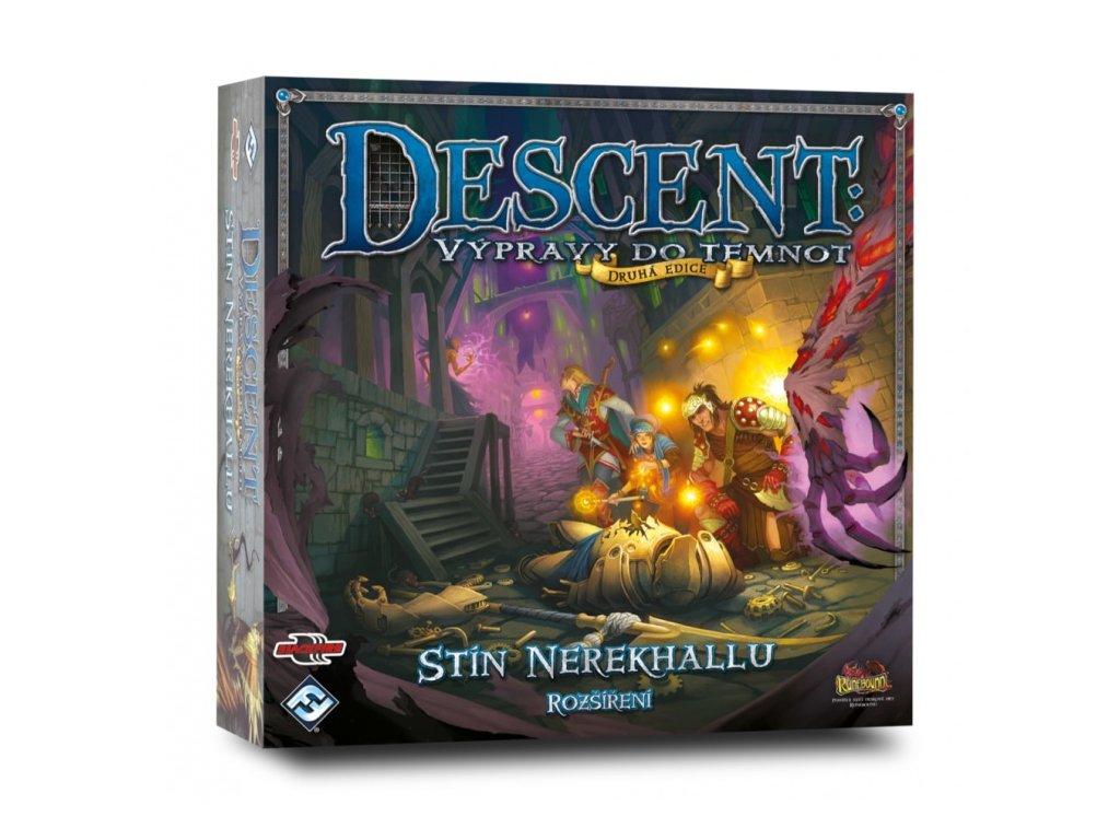 Descent - druhá edice: Stín Nerekhallu