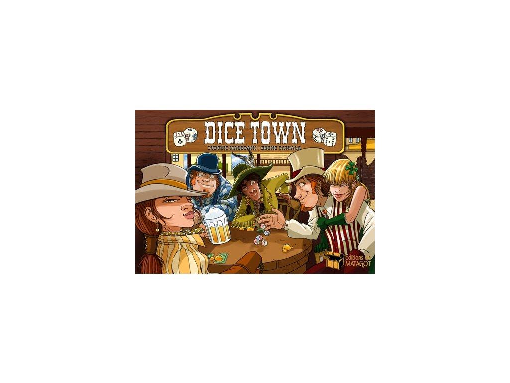 Dice Town CZ