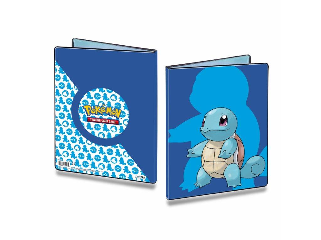 Album na karty Pokémon 9 Pocket — Squirtle