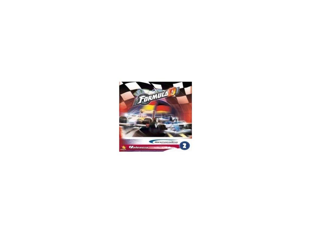 Formula D rozšíření Hockenheimring - Valencia