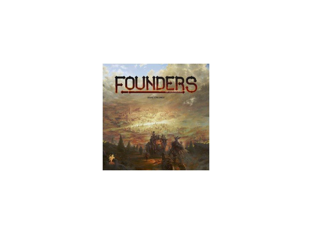 Founders of Gloomhaven - EN