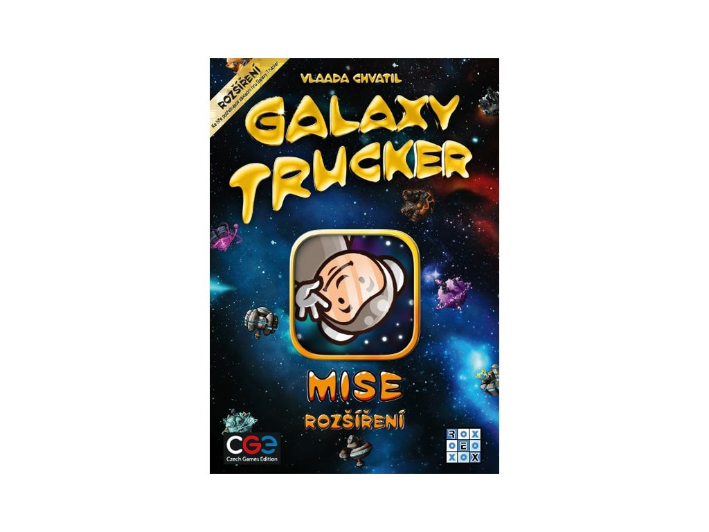 Galaxy Trucker: Mise